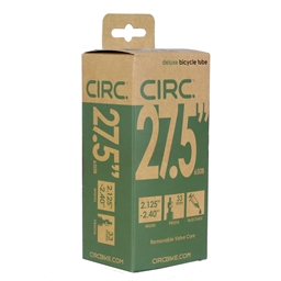 """Circ Deluxe Tube, 27.5 x 2.125-2.4"""", PV 33mm, Each"""