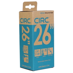"""Circ Deluxe Tube, 26 X 1.75-2.125"""", PV(r) 48mm, Each"""