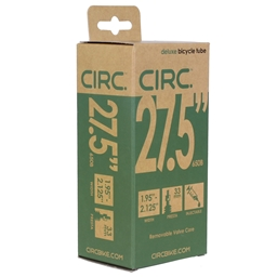 """Circ Deluxe Tube, 27.5 x 1.95-2.125"""", PV 33mm, Each"""