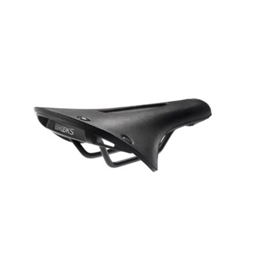 Brooks Cambium C19 All-Weather Saddle Black Carved