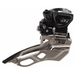 SRAM X0 Front Derailleur 2x10 Lo Clamp 34.9mm Bottom Pull