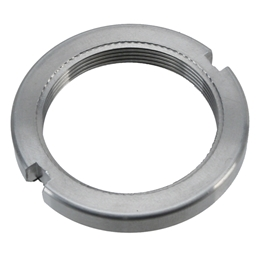 """Paul Components Stainless Track Lockring, 1.29"""" x 24tpi LH"""