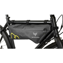 Apidura Frame Pack Dry Series, Large - Grey/black (5.3L)