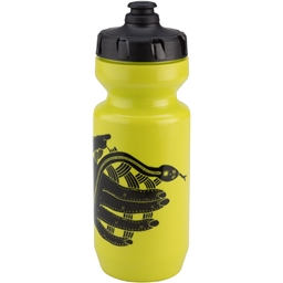 All-City Purist Water Bottle: Deerjerk Collab, 22oz