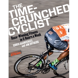 Velo Press The Time-Crunched Cyclist 3rd Edition