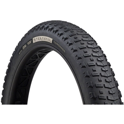 "Teravail Coronado Tire 26 x 4"" Durable Tubeless-Ready Black"