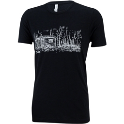 Salsa Kim's Cabin Men's T-Shirt: Black