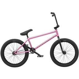 "We the People Trust 20"" 2019 Complete BMX Bike 20.75"" Top Tube Freecoaster Right Side Drive Rose Gold"