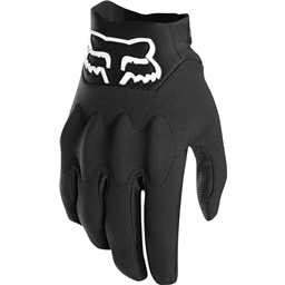 Fox Racing Attack Fire Men's Full Finger Glove: Black