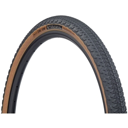 Teravail Cannonball Tire 650b x 47 Light and Supple Tubeless-Ready Tan