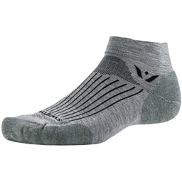 Swiftwick Pursuit One Wool Sock: Heather