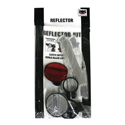 Cateye 4-way Reflector Set