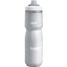 Camelbak Podium Ice Water Bottle: 21oz White