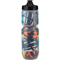 Salsa Insulated Purist Water Bottle: 23oz Wild Kit Multicolor