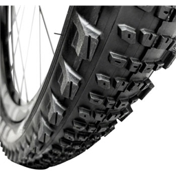 e*thirteen LG1 EN Race Semi Slick Tire 29 x 2.35 Folding, 72tpi Aramid Reinforced Casing, Race Compound, Tubeless Ready, Black