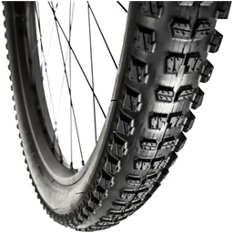 e*thirteen LG1 EN Race All-Terrain Tire 27.5 x 2.35 Folding, 72tpi Aramid Reinforced Casing, Race Compound, Tubeless Ready, Black