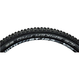Schwalbe Ice Spiker Pro Tire - 27.5 x 2.6, Clincher, Folding, Black, Evolution Line, LiteSkin, 344 Alloy Studs