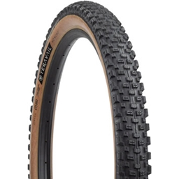 Teravail Honcho Tire - 27.5 x 2.6 Tubeless Folding Tan Light and Supple