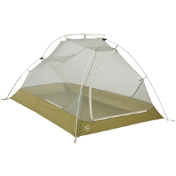 Big Agnes Inc. Seedhouse SL2 Shelter: Olive/Gray 2-person