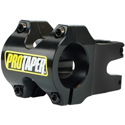 ProTaper MTB Stem - 40mm, 35mm, 0 Degree, Alloy, Black
