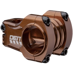 Deity Components Copperhead Stem - 35mm 35mm 0 Degree Aluminum Bronze