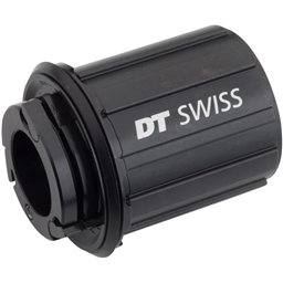 DT Swiss 9/10 Speed Freehub Body: Steel, 3-Pawl, Endcap Not Included