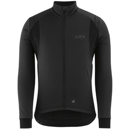 Garneau Thermal Edge Men's Jersey: Black