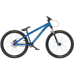 "Radio Griffin 26"" Dirt Jump Bike - 22.8"" TT, Metallic Blue"