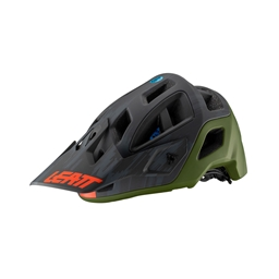 Leatt DBX 3.0 All Mountain Helmet, Forest Green, Large (59-63cm)