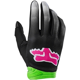 Fox Racing Youth Dirtpaw Fyce Gloves - Multi-Color, Full Finger, Youth