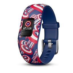 Garmin, vívofit Jr 2, Watch, Watch Color: Captain America