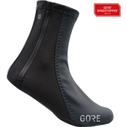 GORE C5 WINDSTOPPER Thermo Overshoes - Black