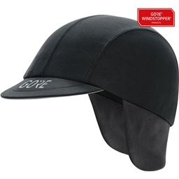 GORE C5 GORE WINDSTOPPER(r) Road Cycling Cap - Black, One Size