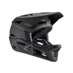 Leatt MTB 4.0 Enduro Helmet, SM, Black