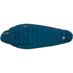Big Agnes Inc. Sidewinder SL 35F Sleeping Bag -  650 fill DownTec Blue/Tap