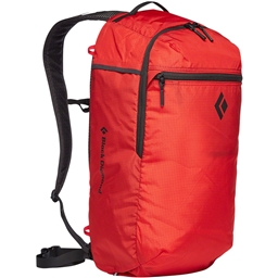 Black Diamond Trail Zip 18 Backpack - 18L Red