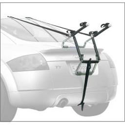 Allen Deluxe 2 Bike Trunk Mounted Carrier Model 102DB