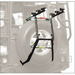 Allen Deluxe 3 Bike Spare Tire Mounted Carrier Model 303DB