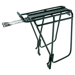Topeak MTX Super Tourist DX Rack with Side Bar for Side Pannier and Disc Mounts
