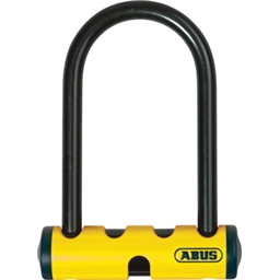 ABUS U-Mini U-Lock: Yellow