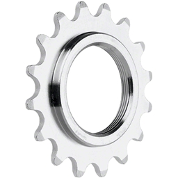 """Surly Track Cogs - 1/8"""" - 16t Silver"""
