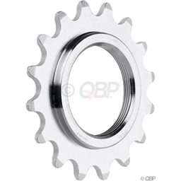 """Surly Track Cogs - 1/8"""" - 17t Silver"""