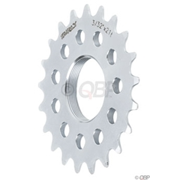 """Surly Track Cogs - 3/32"""" - 20t Silver"""