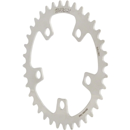 Surly Stainless Steel 5-bolt 94mm Chainring -  36t