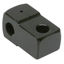 Adams Trail-A-Bike Hitch 15mm-12mm Stepdown Block For 12mm Older Style Hitches