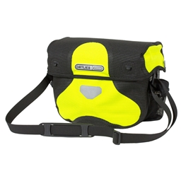 Ortlieb Ultimate6 Medium High Visibility Neon Yellow-Black Reflex