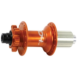 Hope Pro 4 Rear Disc Hub 12 x 148mm for Boost, 32h, Orange