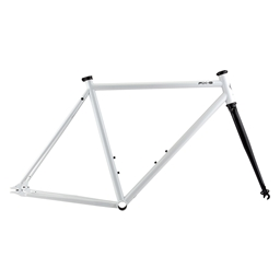 Origin8 Fix8 Track Frameset White/Black 52cm