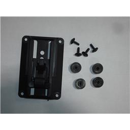 Ortlieb Mounting Plate for Saddle Large Saddle Bags