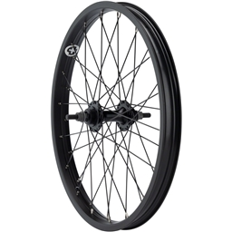 Salt Everest Flip Flop Rear Wheel 20 3/8 Axles Black
